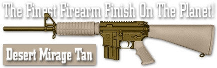 Desert Mirage Tan. Shake N Spray DuraCoat finishing KIT.