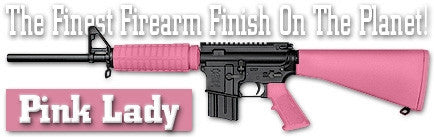 Pink Lady. Shake N Spray DuraCoat finishing KIT.
