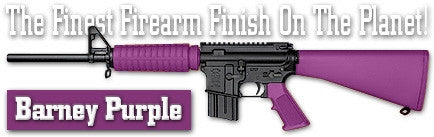 Barney Purple. Shake N Spray DuraCoat finishing KIT.