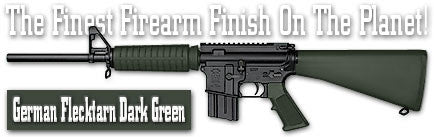 German Flecktarn Dark Green. Shake N Spray DuraCoat finishing KIT.