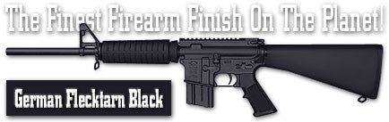 German Flecktarn Black. Shake N Spray DuraCoat finishing KIT.