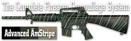 Advanced AmStripe DuraCoat EasyWay Camo Kit