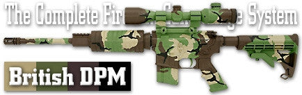 British DPM DuraCoat EasyWay Camo Kit