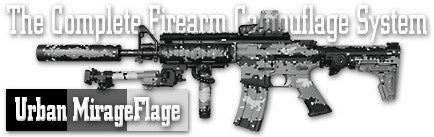 Urban Mirage Flage DuraCoat EasyWay Camo Kit