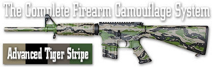 Advanced Tiger Stripe DuraCoat EasyWay Camo Kit