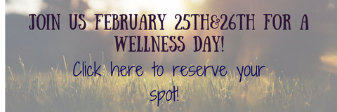 Host Your Own Wellness Day
