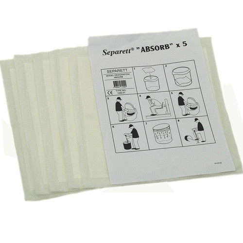 Absorb Pad