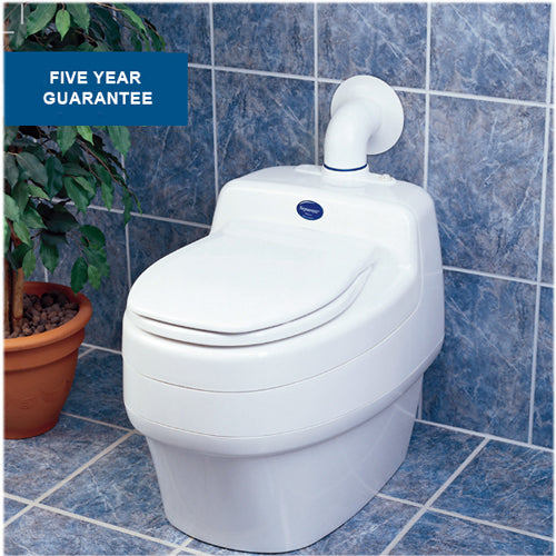 Composting toilet Villa 9200 AC from Separett