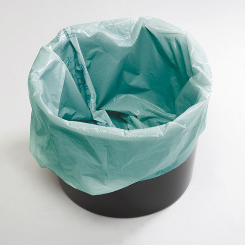 Compostable Waste Bags from BioBag, made in the USA 40 count.