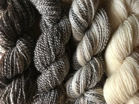 Handspun by Cabriole Farm
