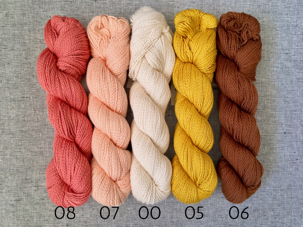 Sami Organic Cotton By Amano Yarns (dk)