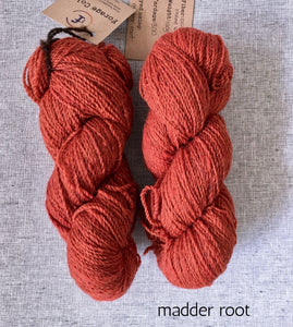 Forage Color Naturally Dyed (dk)