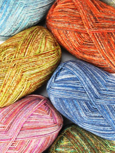 Indulgence Sock 4-Ply (fingering)