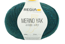 Load image into Gallery viewer, Merino Yak by Regia (fingering)