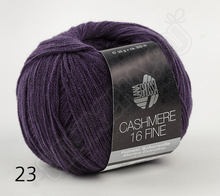 Load image into Gallery viewer, Lana Grossa Cashmere 16 Fine (sport)
