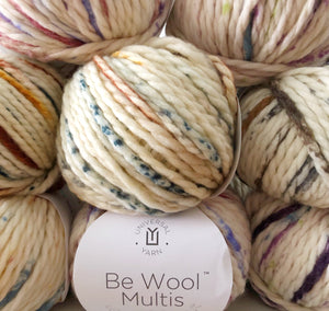Be Wool Multis by Universal Yarns (super bulky)