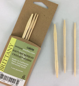 Cable Stitch Needles