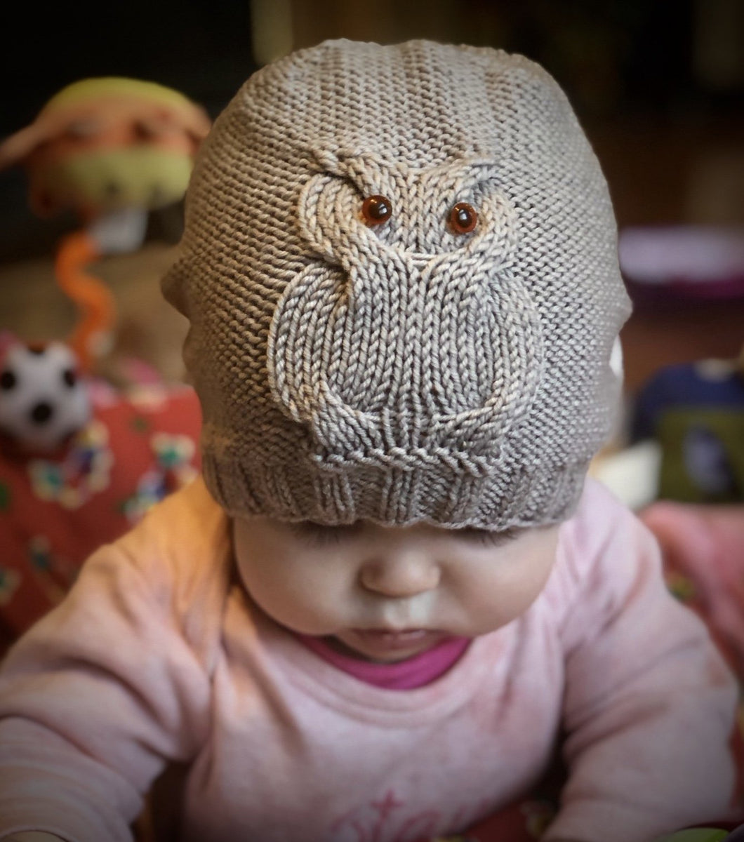 Edgecomb Baby Hat Kit Add-on