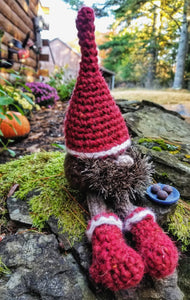 Holiday Gnome Card