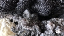 Load image into Gallery viewer, Gotland Yarn by Fiber of Maine/Shepherds Craft Farm (dk, worsted, bulky)