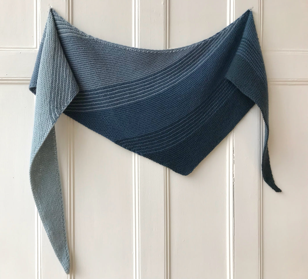 Belfast Bay Shawl Pattern (free with purchase)