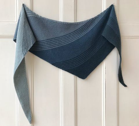 Belfast Bay Shawl