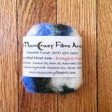 Load image into Gallery viewer, Felted Soaps by Moon Crazy