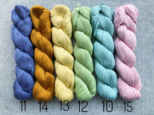 Load image into Gallery viewer, Sami Organic Cotton By Amano Yarns (dk)