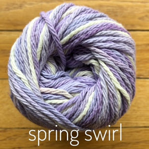 Sugar 'n Cream (worsted)