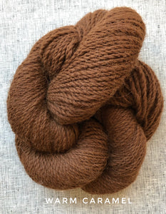 Alpaca Yarn from Aroostook County - DK Weight