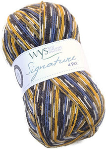 Signature 4-ply Sock by West Yorkshire Spinners (fingering) c