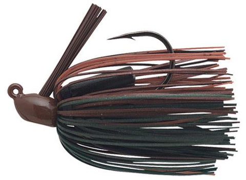 Booyah Boo Jig 11-4 Brown Emerald