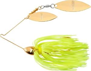 Booyah Vibra Wire 1-2 Willow Chartreuse