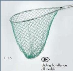 Mid Lakes Retractable Landing Net 22x27