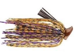 Buckeye Flat Top Finesse Jig 1-4oz Peanut Butter & Jelly