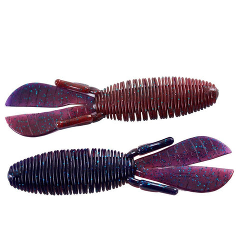 "BayShore Tackle and Outfitters:Missile Baby D Bomb 3.65"" 7ct Lovebug,Missile Baits"