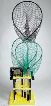 Mid Lakes Mr Longarm POP Net Display