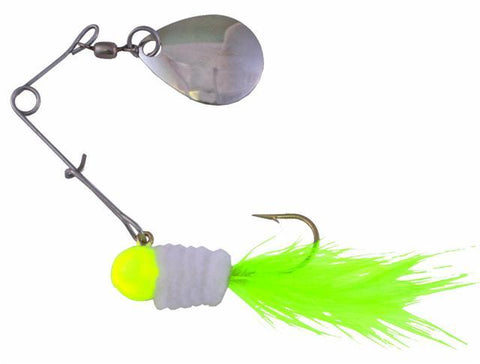 BayShore Tackle and Outfitters:Blakemore Spin Daddy 1-8oz 2ct White Perch,Blakemore