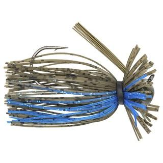Strike King Tour Finesse Football Jig 3-8 Okee Craw