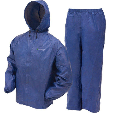 Frogg Toggs DriDucks Rainsuit-Blue 2X-Large