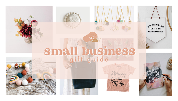 Shop Small Gift Guide