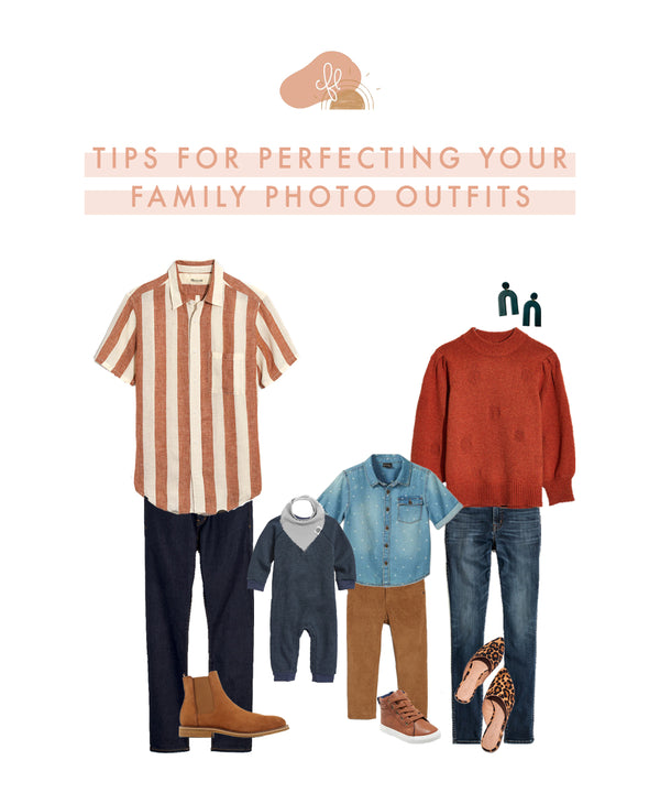 Tips for Perfecting Your Family Photo Outfits