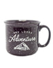 She Loves Adventure Camper Mug - Chalkfulloflove