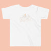 Little Sister Toddler Short Sleeve Tee - Chalkfulloflove