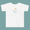 Love Bug Toddler Short Sleeve Tee - Chalkfulloflove