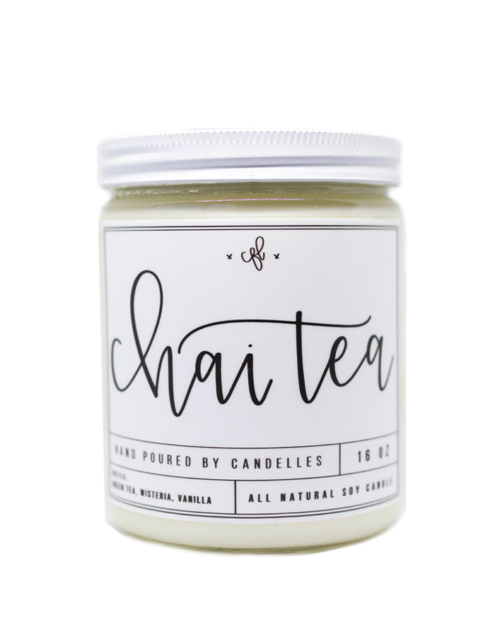 Chai Tea 16 Oz Candle