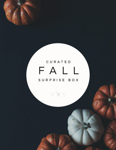 Curated Fall Surprise Box