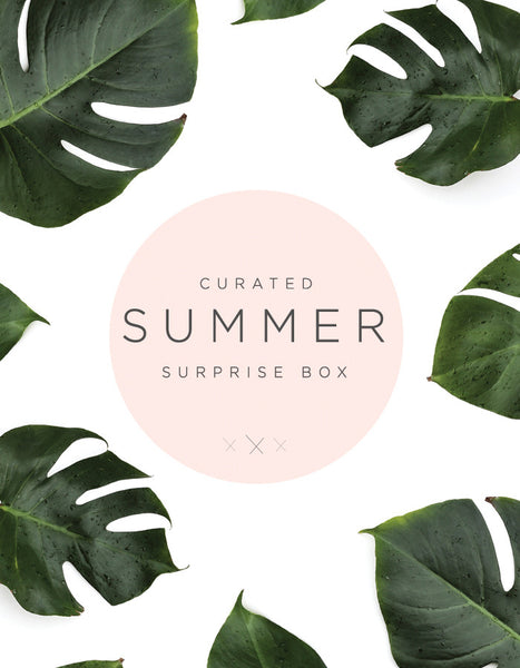 Curated Summer Surprise Box
