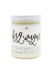 Fig and Sugar Candle - Chalkfulloflove