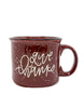 Give Thanks Camper Mug - Chalkfulloflove